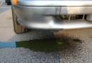 Отстраняване на теч от радиатор