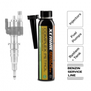 Препарат-горивна добавка за почистване и сервизиране на бензинови дюзи и системи - Complex Petrol System Cleaner