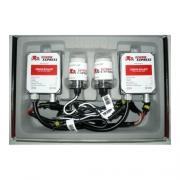 Ксенон система H1 AC тип 35W - 300% светлина с големи баласти