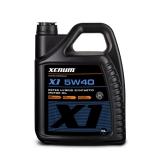 естер хибрид синтетично моторно масло Xenum X1 5w40