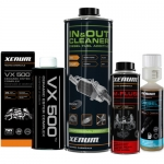 Xenum M-flush + VX500 + In&Out + Diesel Multi Conditioner