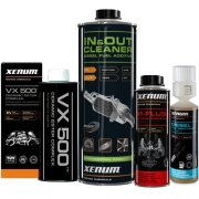 XENUM DIESEL PREMIUM PLUS ПАКЕТ M-flush + VRX500 + In&Out + Diesel Multi Conditioner 250