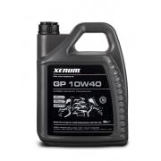 Полусинтетично моторно масло карбон-графит Xenum GP 10w40