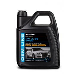 Синтетично моторно масло Xenum PRO LL 5w30