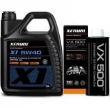 XENUM ESTER-CERAMIC 1 ПАКЕТ X1 5W40 ESTER + VRX 500
