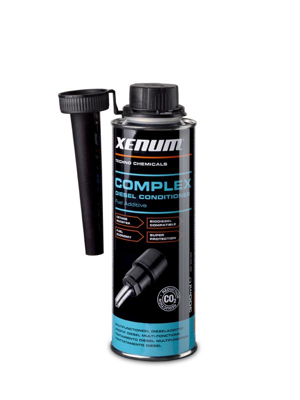 добавка за дизелово гориво xenum